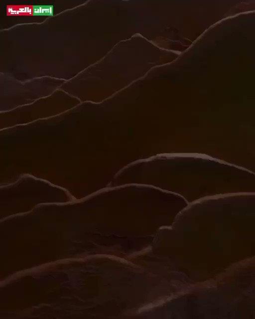 #باداب_سورات آخر ينابيع فريدة من نوعها في #إيران والعالم ، والتي تضم عدة ينابيع بمياه مختلفة تمامًا من حيث اللون والرائحة والطعم وحجم المياه ، وبعد نبع باموكالي في #تركيا.   تم تسجيله باعتباره ثاني نبع مياه مالحة في العالم.