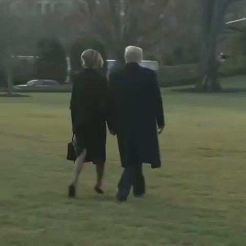 Bye bye @POTUS45 #Donald