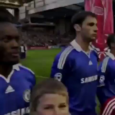 I remember a time when we had so many leaders on the pitch. John Terry, Frank Lampard, Didier Drogba, Micheal Ballack & of course Branislav  Ivanovic.