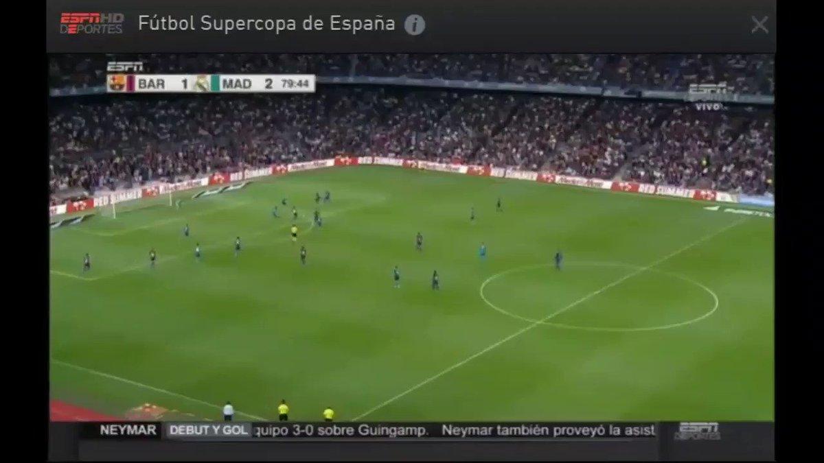 Cuanta falta nos hace @Cristiano #SupercopaDeEspana #CristianoRonaldo 😞