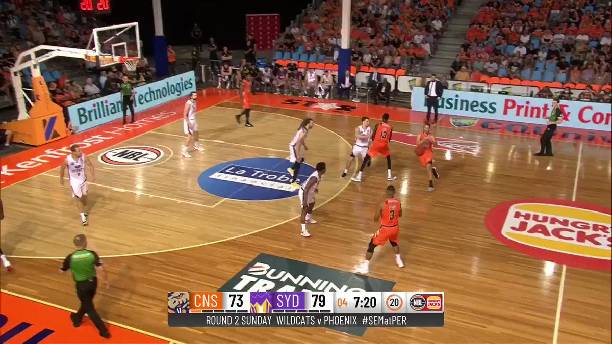 Replying to @SportsCenter: 2021 Dunk of the Year candidate from the NBL 😱   (via @NBL)