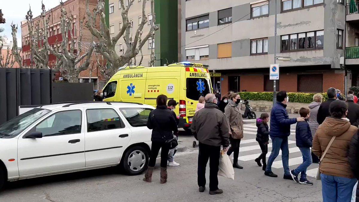Image for the Tweet beginning: 🔴URGENT: Segons informa la policia