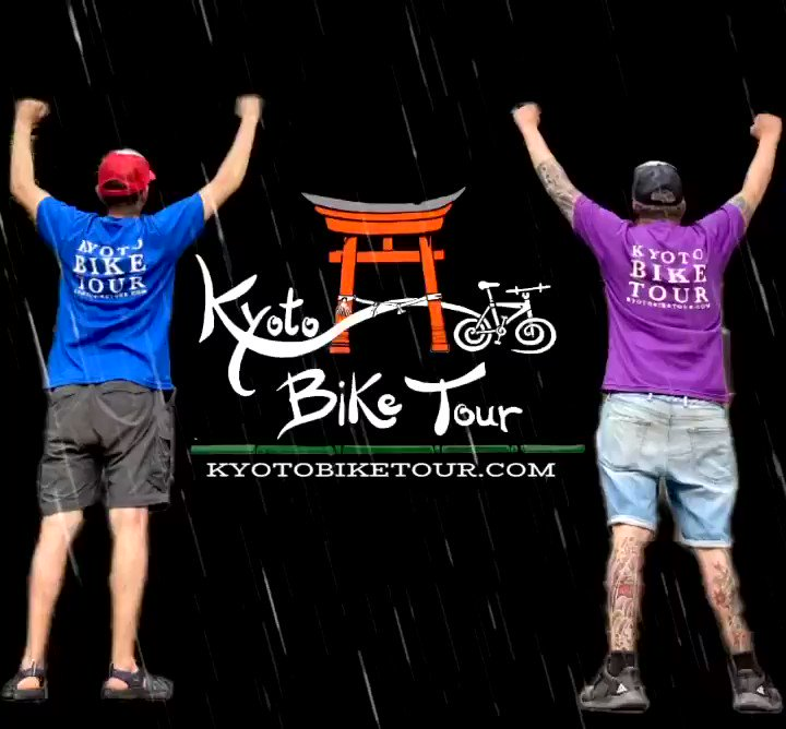 Waiting out the corona storm. Very much looking forward to the brighter days ahead and your big smiles! Stay safe and keep on rockin' those beautiful smiles! #kyotobiketour #kyotobiketours #kyoto #arashiyama #biketoursinkyoto #travel #japan Kyoto Bike Tour
