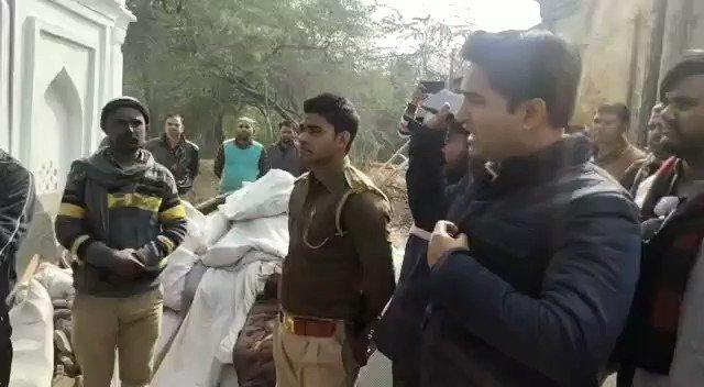 Replying to @BJP4Abhijeet: No More Masjid On Place Of Mandir