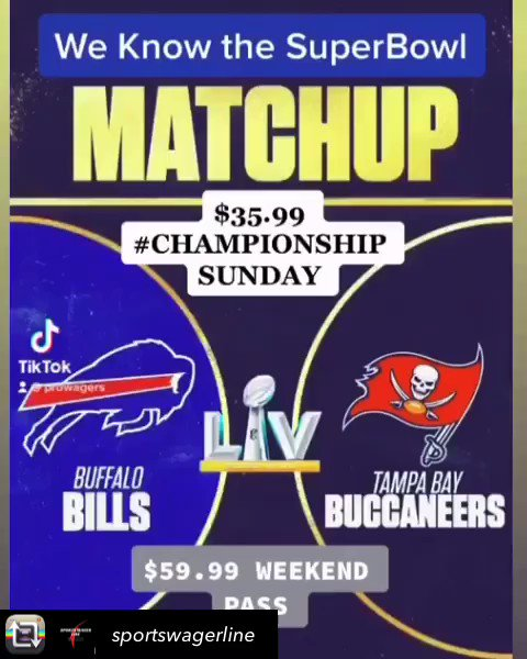 #CHAMPIONSHIP SUNDAY🏈 #BET WITH US! $59.99 THREE DAY PACKAGE OR $29.99 #NFLSUNDAY CARD  PACKED WITH #NHL 🏒 + ALL BASKETBALL ACTION.  . 🏆🏆 . ☎️ 702-848-3313 . #NFLTWITTER #bettingtips #winningbets #parlays #allsportsnews #gambling #wagering