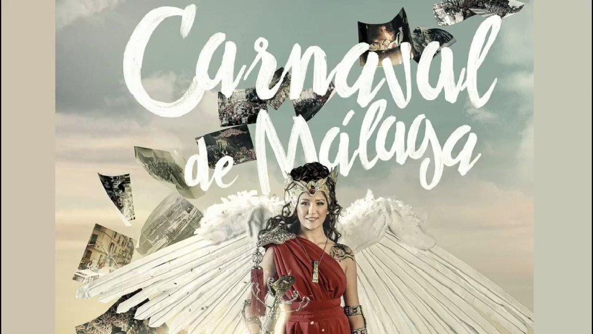 Image for the Tweet beginning: El Carnaval de Málaga 2021