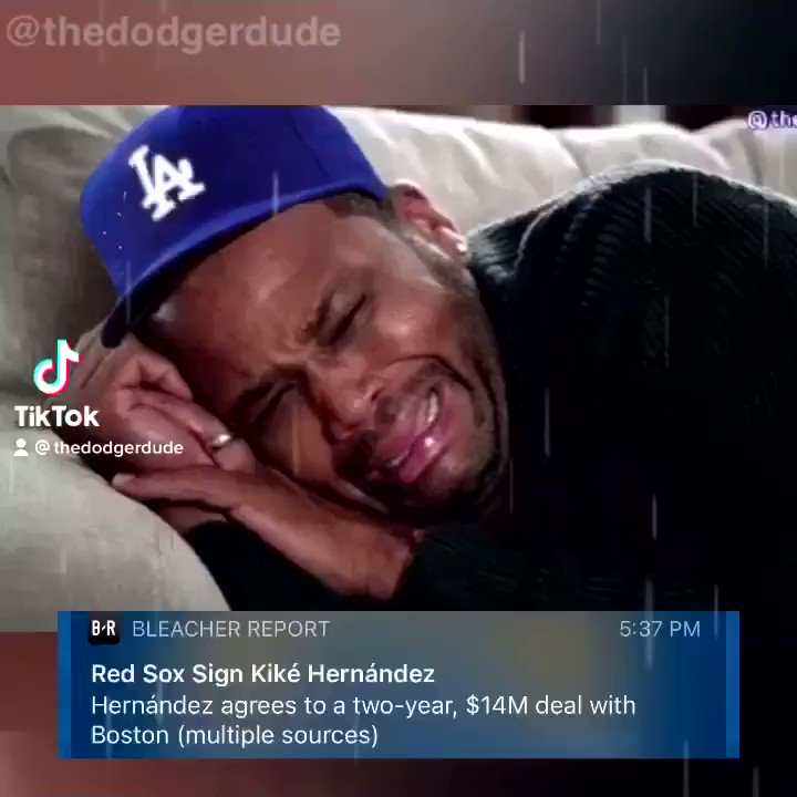 Woke up like this....... thanks for the memories Kiké maybe we will get you back one day... Give Alex Cora a big F U for me thanks bro