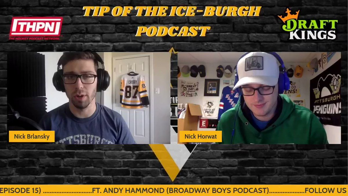 The #Pens defense has been pinching at will this season. We discussed early returns on this new wrinkle in their game plan. Tune in!    Presented by #DraftKings  Promo Code: THPN  #LetsGoPens #Pens #HockeyTwitter #Podcast #NHL #THPN #HockeyPodcast