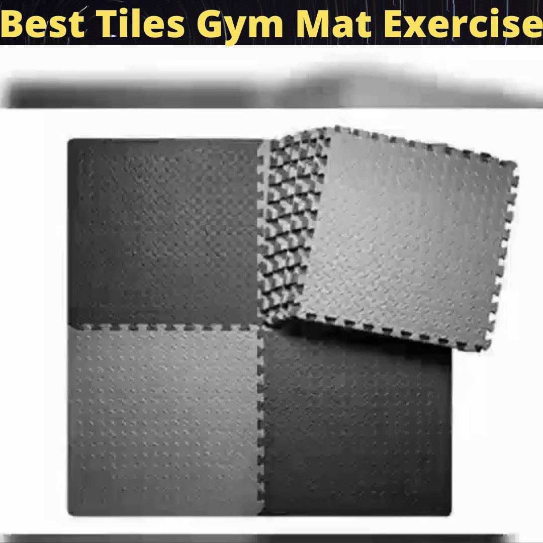 Best Tiles Gym Mat Exercise Mats Puzzle Foam Mats Gym Flooring Mat Interlocking Foam Mats with EVA Foam Floor...  #gymmat #gym #gymnasticsmat #fitness #gymlife #crossfit #workoutmat #yogamat #exercise #rubbermat #yogamat #gymnast #rubberflooring #flooring
