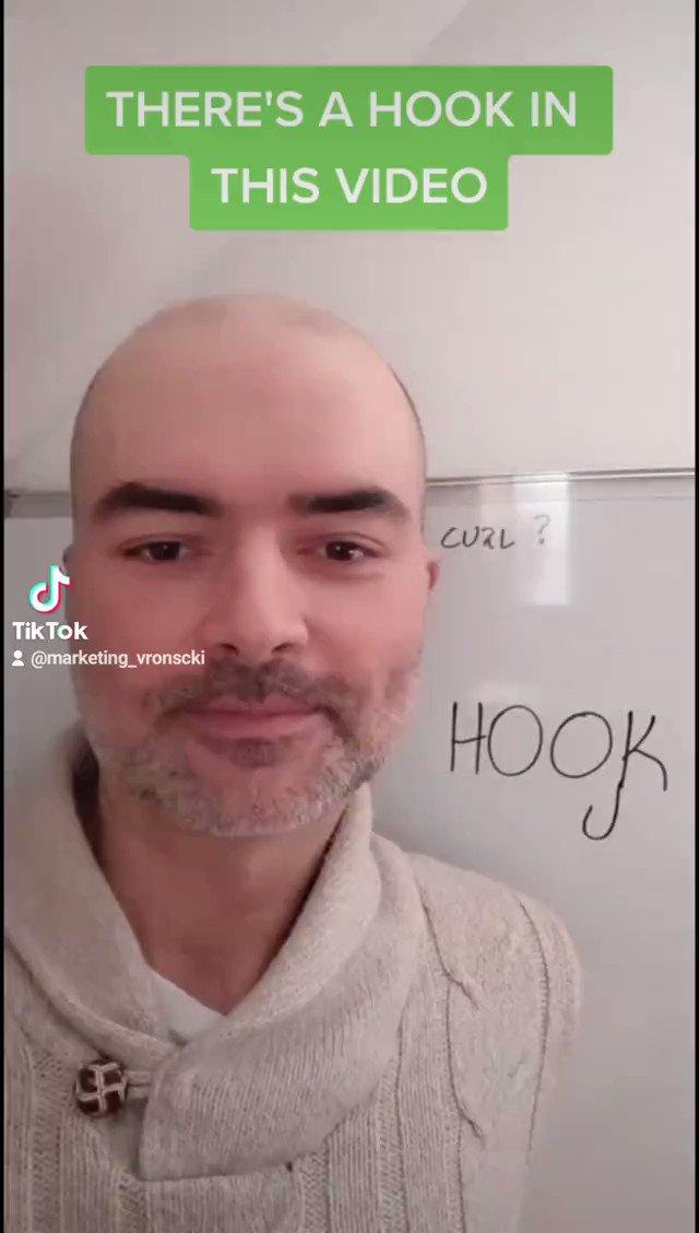 Where's the hook in this video?  #hook #headlines #twittertips #marketingtips #copywriting #copywritingtips