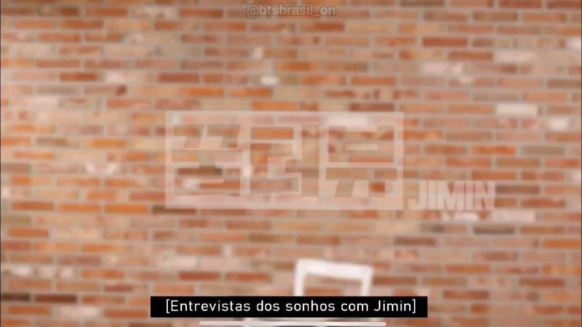 [TRAD] 21.01.23   Entrevista dos Sonhos com #JIMIN (@BTS_twt) ㅡ para assinantes do Membership no Weverse.  Nossa História, Capítulo 1 Sonho do JIMIN 🐥💜