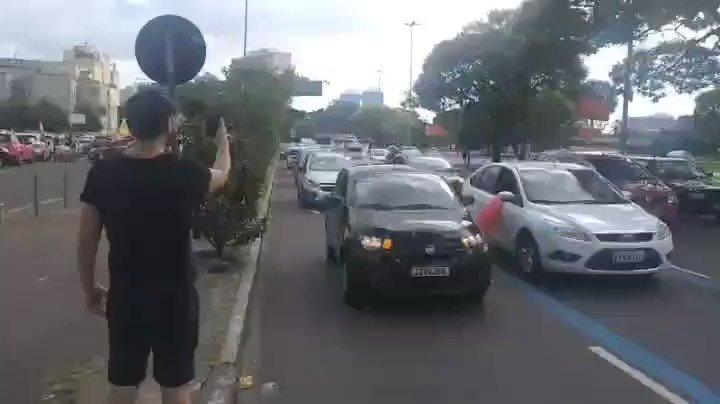 Porto Alegre também é #ForaBolsonaro