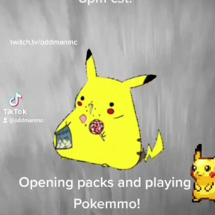Live Stream at 8PM cst! #Pokemon #PokemonCards #pokemmo