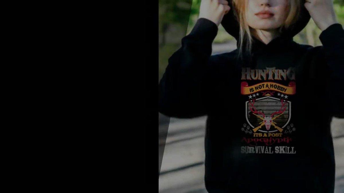 This is for the people who love hunting. It is for both #gents & the #Ladies. SHOP NOW 👉   #hoodies #hoodie #fashion #tshirts #clothing #tshirt #hoodiemurah #streetwear #hoodiestyle #apparel #hoodieseason #style #clothingbrand #sportswear  #sweater