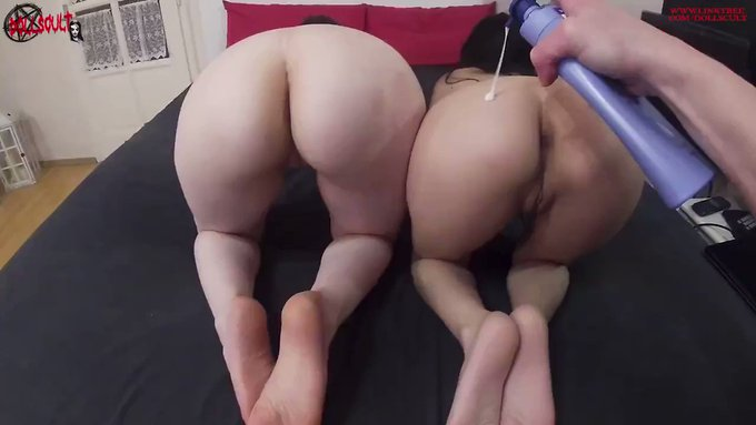 Thank you for buying! Double blowjob & double massage on asses https://t.co/i0MFQNCpD8 #MVSales https://t