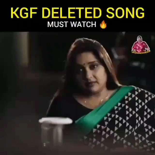 #kgfchapter1 deleted song,😍😍😍 Must watch👍