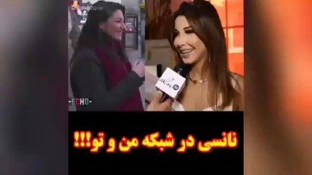 قامت مذيعة اجنبية بإسماع الناس في الشارع اغنية #نانسي_عجرم لترى اذا تعرفوا عليها ❤️ @NancyAjram