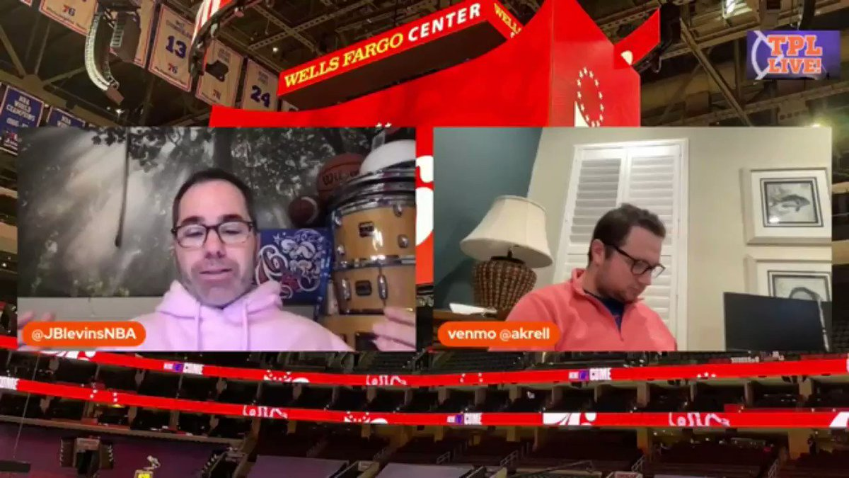 Sixers vs Pistons Post Game Show I BEN & JOEL CARRY SIXERS TO A W  @JBlevinsNBA & @NBAKrell discuss the top takeaways from the Philadelphia 76ers 114-110 win over the Detroit Pistons  I #Sixers I #PhilaUnite I #HereTheyCome I #JoelEmbiid I