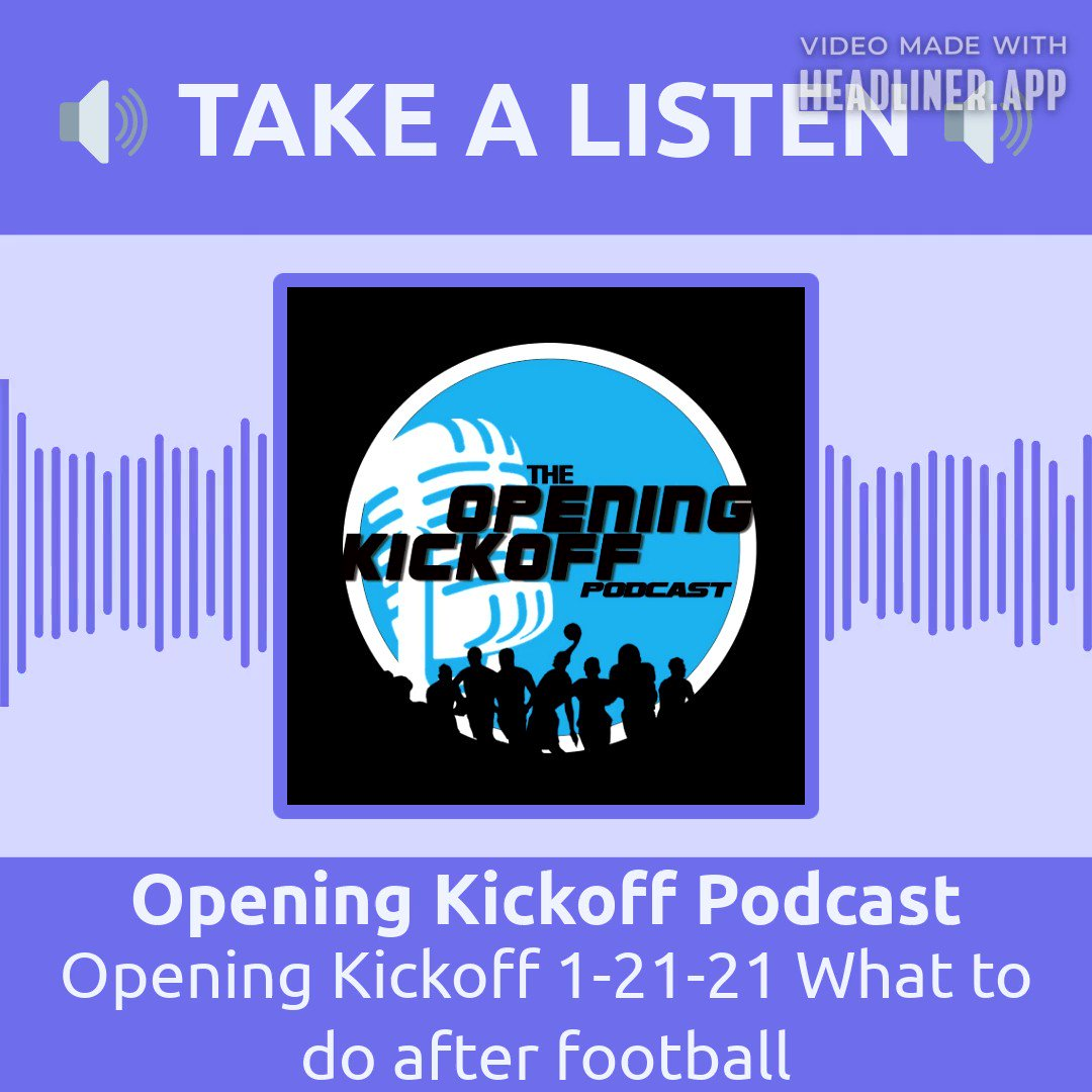 🚨🚨ICYMI🚨🚨 🗣: @FourOneOhB @announcerDaveS @BrotherBeloved_  We talk: -outlooks for #Ravens #Saints #Rams #Browns -conference championship games in #NFL  -HBO's #Tiger Doc and his legacy  -what it takes to be great in a sport  -and more!  🔗: