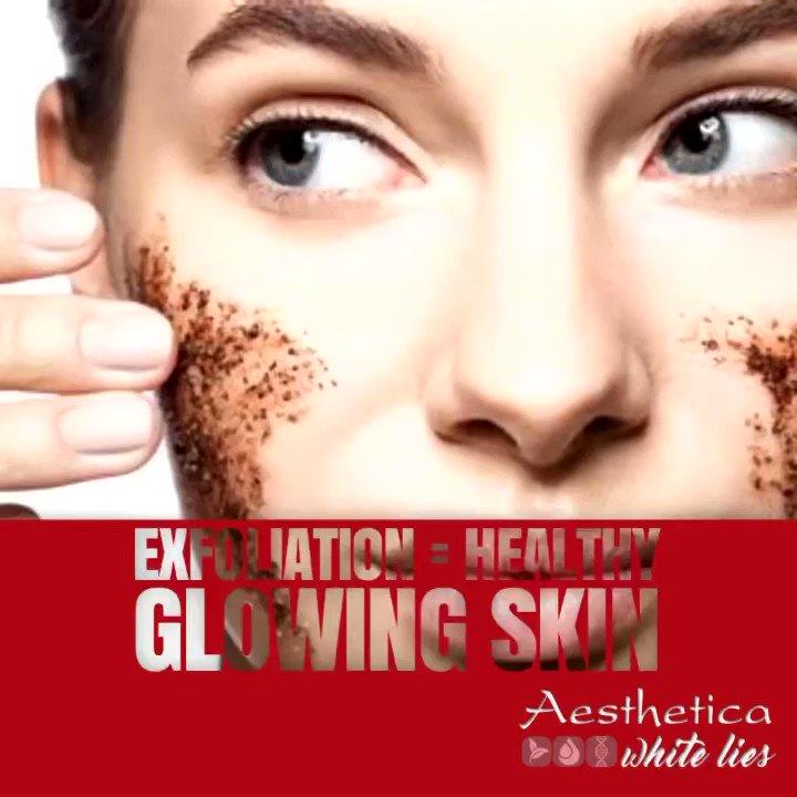 Smoother Skin @aestheticaskincentre #skinexfoliation #exfoliate #exfoliation #exfoliateyourskin #glowingskin #smootherskin #lovetheskinyourein