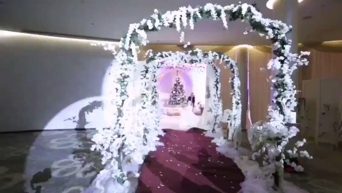 عروس بليلة زفافها تغني #من_اليوم للنجمة #نانسي_عجرم ❤️ @NancyAjram