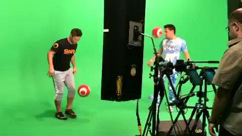 Wow a lot of dedication went into this shot!   Studios available! Check out  (link in bio) . . . . . #filmstudio #setlife #greenscreen #piestudios #studio #lightscameraaction #lights #behindthescenes #tv #film #commercials #filmmaking #filmmakers #toronto