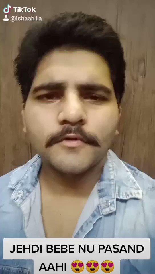 JEHDI BEBE NU PASAND AAHI 😍😍😍 #Trending #viralvideo #foryou #foryoupage #TikTokviral @TeamYouTube @YTCreatorsIndia @ViaH @JassManak16 @AshishP94150970