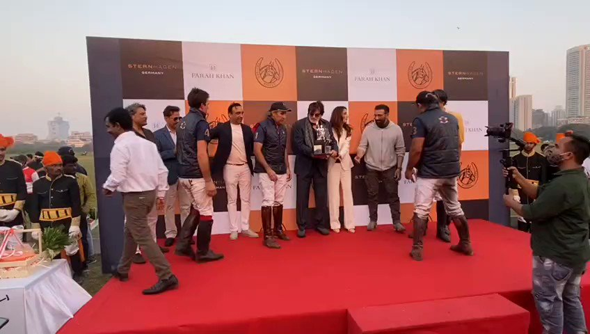 CONGRATULATIONS TEAM LOS POLISTAS! WINNERS of the STERNHAGEN CUP 2021 🙌🎉👏🎊 . . Discover more about Amateur Riders' Club: Link in bio. . . #horse #horserider #equestrian #equine #mumbai #sports #polo #polosports #behindthescenes #poloplayers #poloplayer #chukker #chukkergame