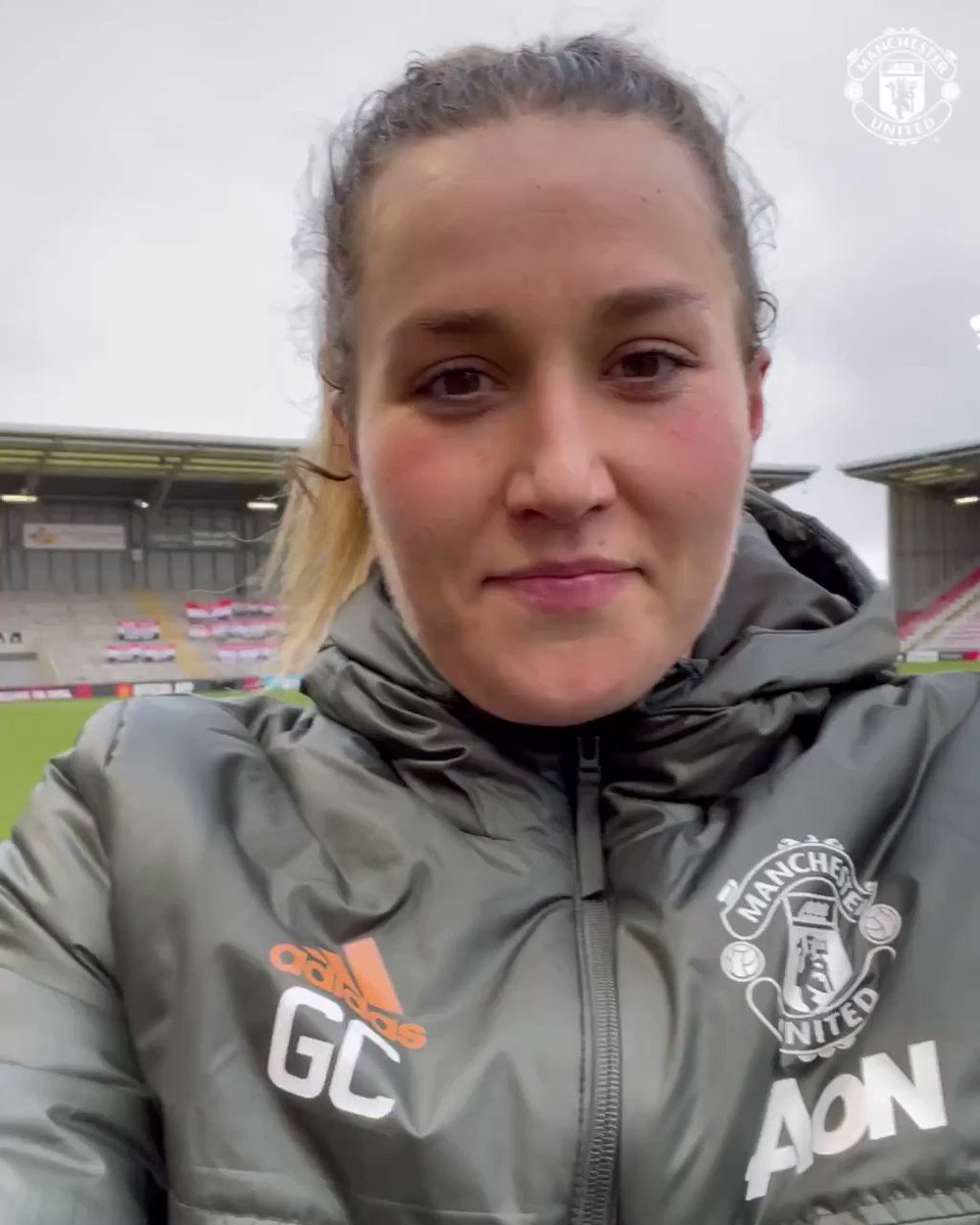 🏔 Solid as a rock today, @Amy_Turner4 💪  Stay safe, #MUWomen fans ❤️