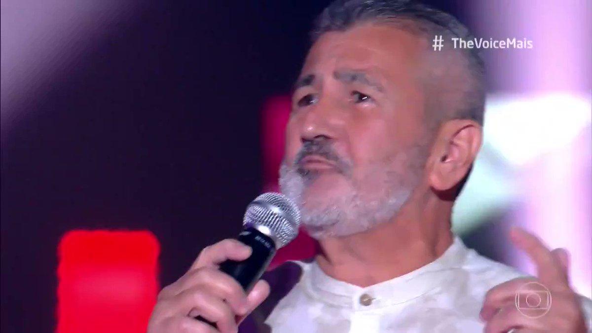 Arrepiado com o Jorge Darrô cantando 'Sangue Latino' nas audições às cegas. Vem ver a apresentação completa! 👇#TheVoiceMais 👉  🎤🎵
