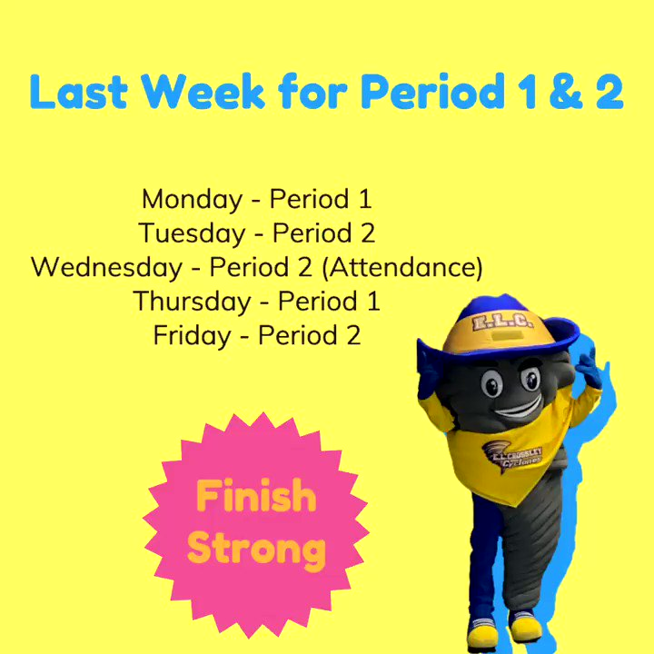 @E_L_Crossley wrapping up the last week of class! Time to #finishstrong. See you all online this week! @janice_sargeant @CapesDsbn