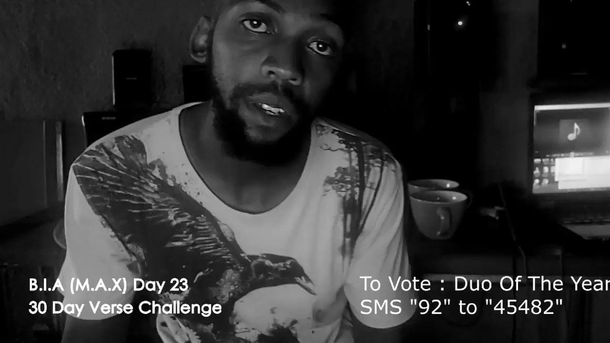 Good Evening Fam. It's 30 Day Verse Challenge Time. Tonight we got @ManAgainstTheX laying it all out there on a old @Mr_McAwesomeson  beat. ENJOY!!! #30dayversechallenge #day23 #BIA #KTN #beardgangtakeover #vernac #kimberley #053Music #sundayfunday