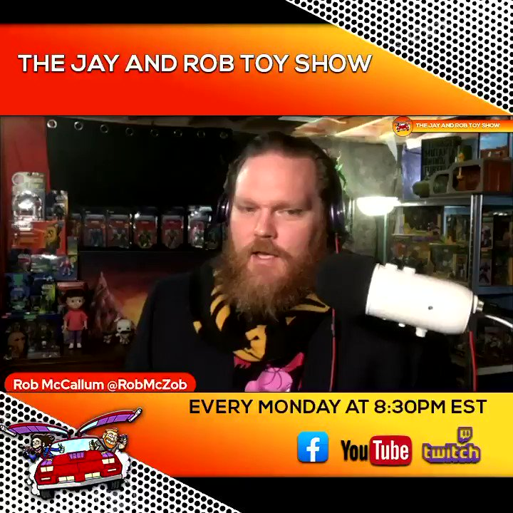 #Style - here's today's clip from #TheJayAndRobToyShow!  Watch more:   @JayBartlett75 #podcast #livestream #collecting #actionfigures #motu #starwars #gijoe #tmnt #actionfigureadventure @ApplePodcasts @Spotify @anchor