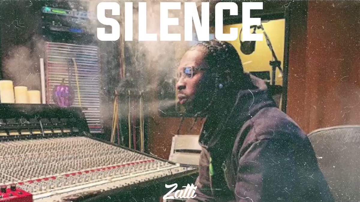 Silence (Prod. Zatti)  Listen to the full beat on Youtube:   Purchase link to untagged version:   Follow for new beats everyday.  #Beats #Producer #typebeat #trapbeats