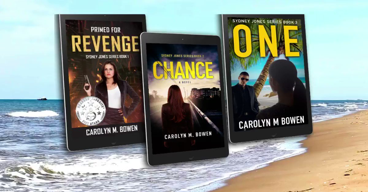 Do you love a page-turner with strong female leads and crafty villains? Then this series is for you! Sydney Jones Series (1-3) is available from Amazon. #mysteryseries #sydneyjonesseries #crimefiction #romance #suspense #series #crimefiction #thrillers