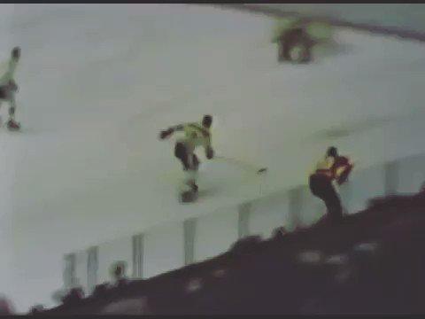 Shortie from Bobby.   December 13, 1969  Bobby Orr #NHLBruins Versus Earl Heiskala #AnytimeAnywhere  Full video: