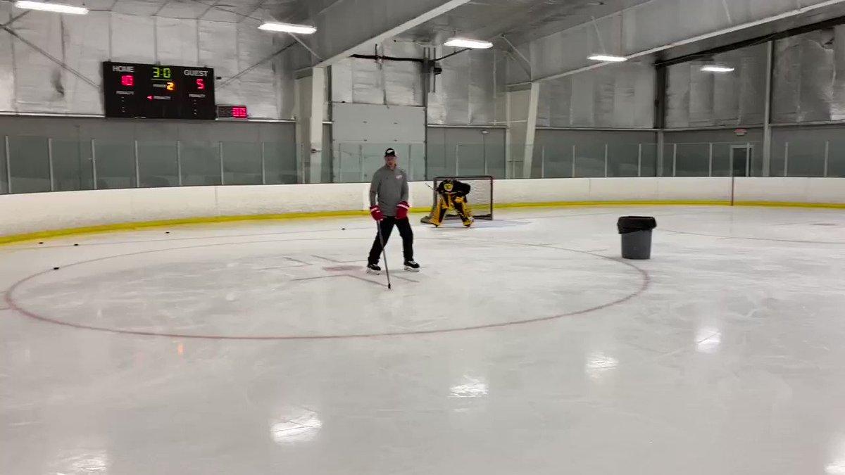 How it started: #NJDevils #HockeyTwitter @DeejBTNL @jackhughes43