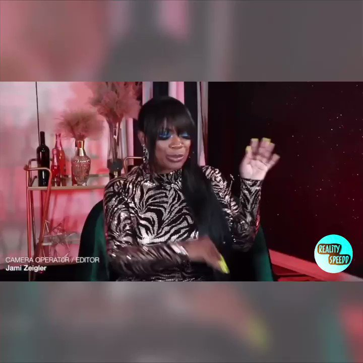 """Kandi had a lot to say about Kenya and Latoya's friendship on her new episode of """"Speak On It"""" #RHOA"""