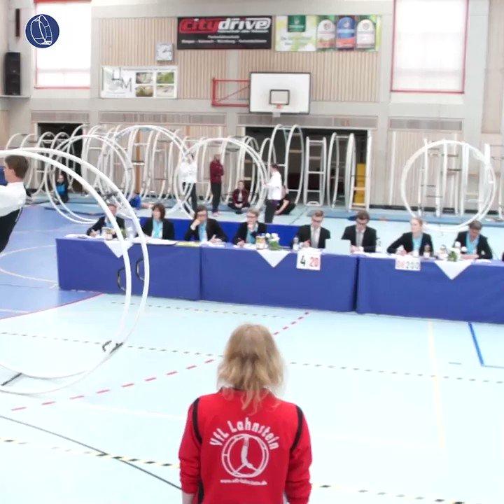 South German Championships 2017 Luca Christ Video on YouTube:  #gymwheel #rhoenrad #sport #sports #turnen #gymtime