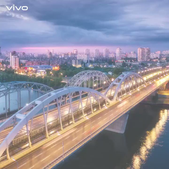 Capture steady night shots with better exposure with the Tripod Mode on #vivoV20 - to turn spells into #DelightEveryMoment.   Buy from #vivoRajasthan now to avail exciting offers: