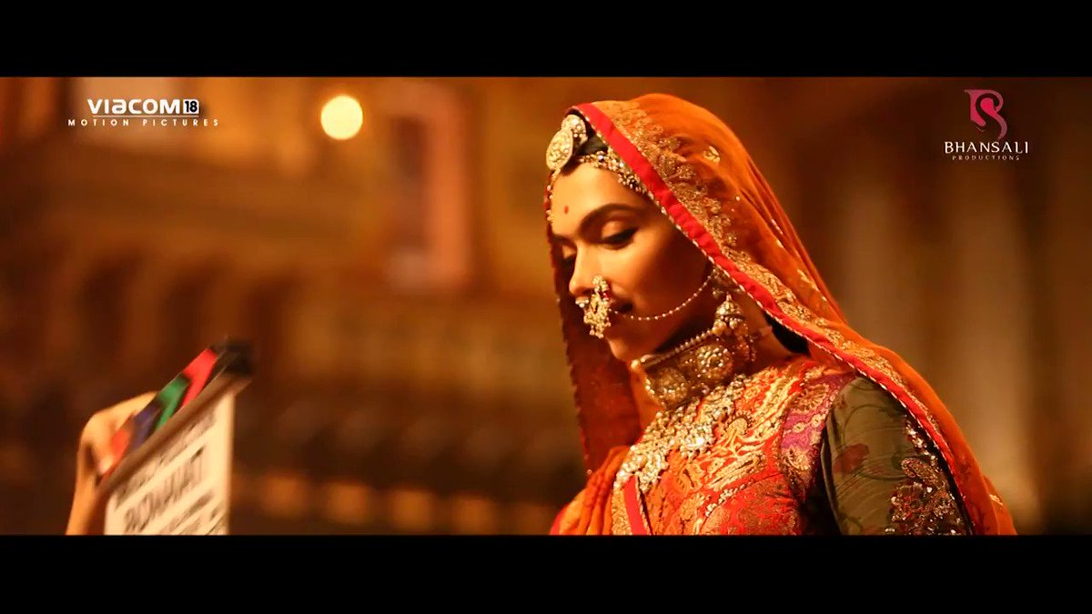 Some memories & experiences are difficult to articulate but live in your ♥️ forever. Thank you Sanjay Leela Bhansali for entrusting me with this movie & character of a lifetime #3YearsOfPadmaavat  @bhansali_produc @RanveerOfficial @shahidkapoor @aditiraohydari @jimSarbh #viacom18
