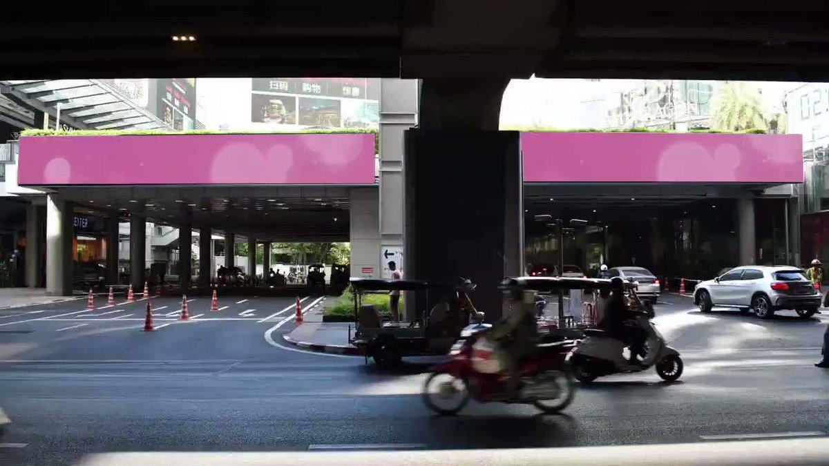 Welcome to MewGulf World ~  พร้อมกัน 178 จอ   Siam Paragon Siam Center Siam Discovery   26 Jan - 9 Feb ☀️🌻  #MGUnionx1stProject  #หวานใจมิวกลัฟ