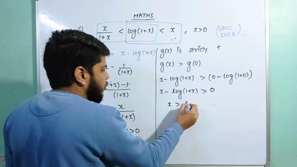 Upsc maths optional complete video lectrure  Do follow and retweet  #follow #followback #followforfollow #UPSC #upscpreparationonline #Calculus #IAS #maths #NewDelhi #YouTube #Onlineexamsforclass9thand11th #Covid_19 #COVID19