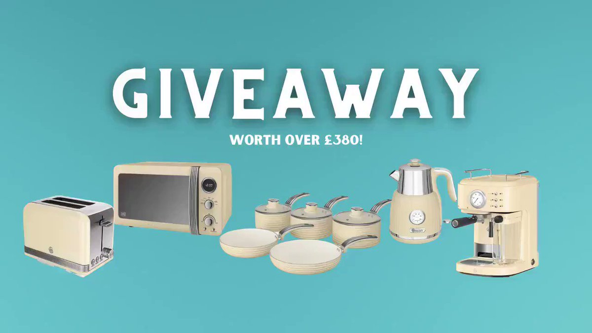 ✨Retro Bundle Giveaway✨ worth over £380😱 For a chance to #win: ❤️Follow us ❤️Like & Retweet this post ❤️Use #swangiveaway & tag a friend 🖤Ts & Cs apply (Ends 02.02.2021 00:00)🖤