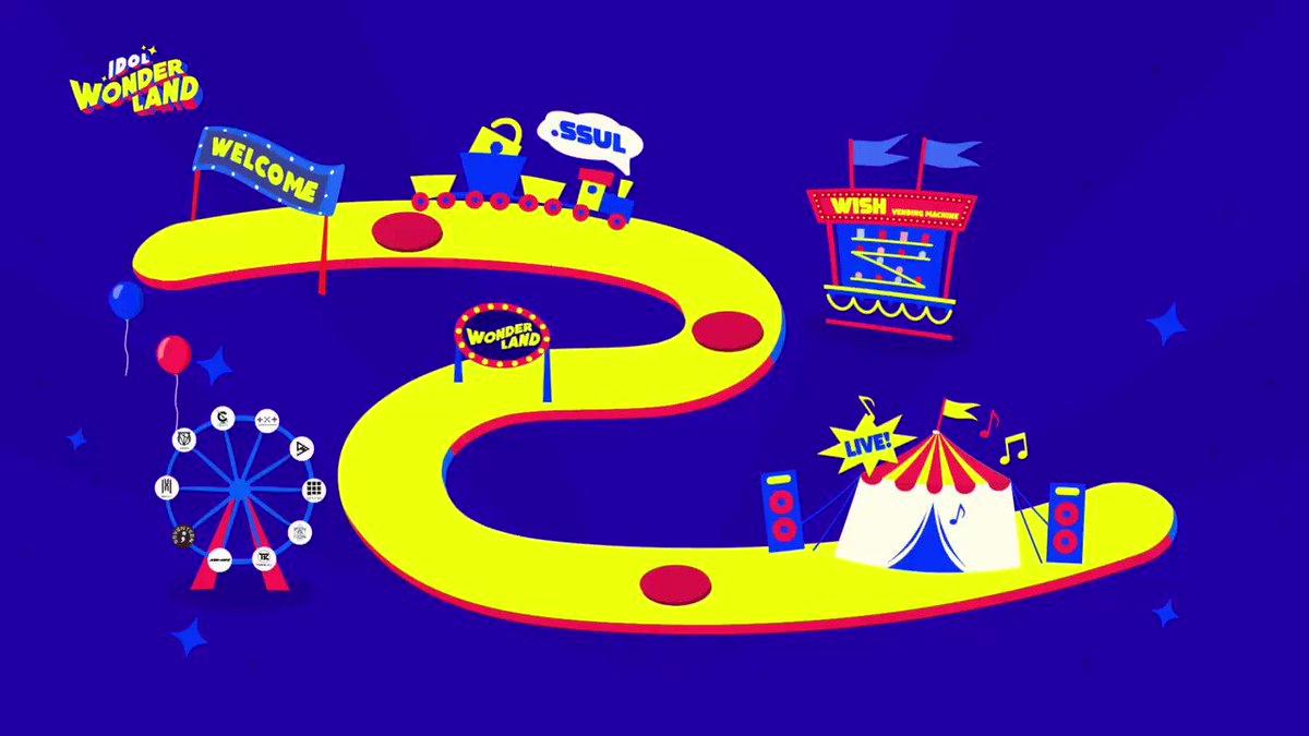 【EVENT】  (📢)  「#IDOL_WONDERLAND」予告映像が公開されました🎡💕  1/27 最終回ゲストは  #MONSTAX   生配信/VOD(日本語字幕付き)チケット購入は⬇️   #KPOP#아이돌원더랜드 #アイドルワンダーランド #몬스타엑스