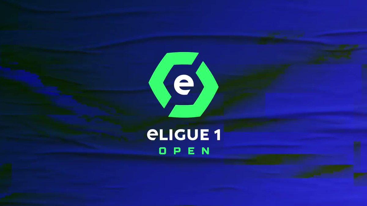 🎮 Venez représenter la #teamOL, rejoignez l'#eLigue1Open la compétition #FIFA21 dédiée aux joueurs amateurs 🔥🔴🔵   👉