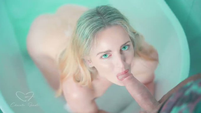 I don't know how my POV bath scene disappeared from JFF but good news- she's back in store in 5 min!