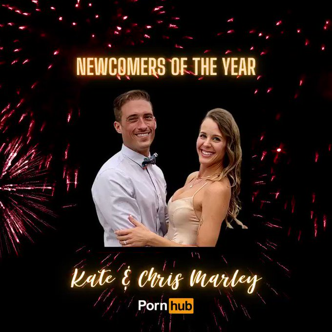 🍾Congratulations to newcomers of the year,  @iamkatemarley @iamchrismarley ! https://t.co/S0ElyDpuNv #PHworthy