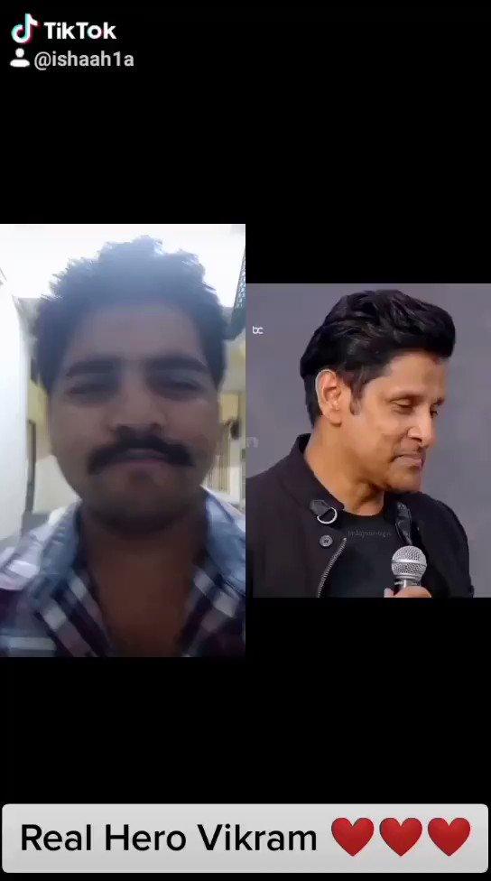 Chiyaan Vikram Real Hero 😍😍😍#ChiyaanVikram #RealHero #Trending #viralvideo #foryou #foryoupage @TeamYouTube @YTCreatorsIndia @selenagomez @AshishP94150970