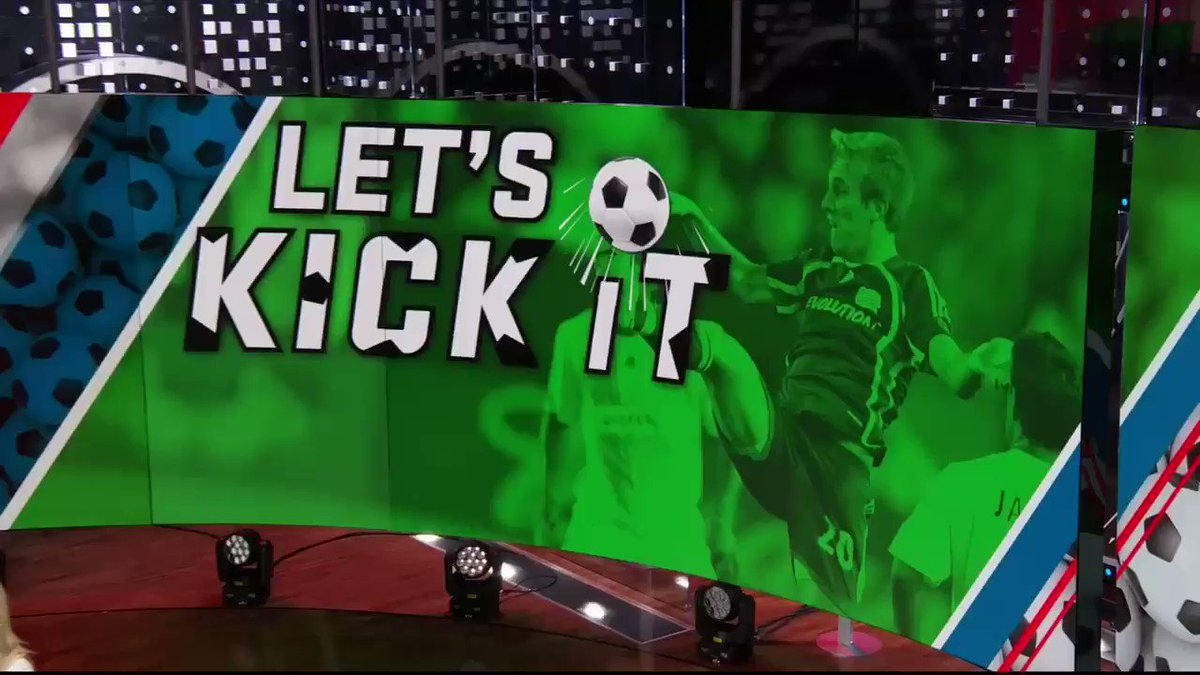 #LetsKickIt on @SportsNation as we recap the weekend that was for @USMNT players in Europe.   📺: